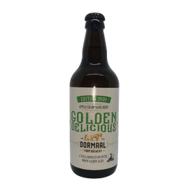 Golden Delicious Apple Champagne Beer, 7%, 50cl
